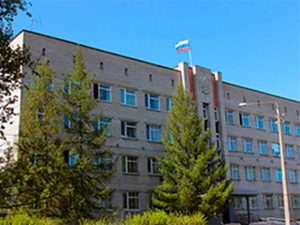 Ломоносовский районный суд г. Архангельска 1